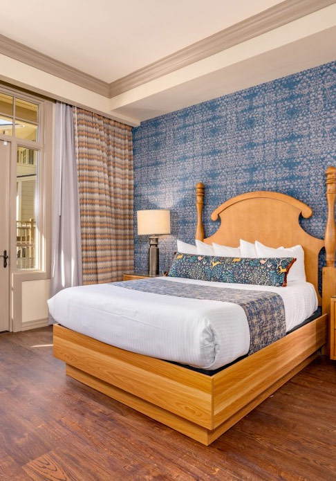 The Agrarian Hotel - Guest Rooms