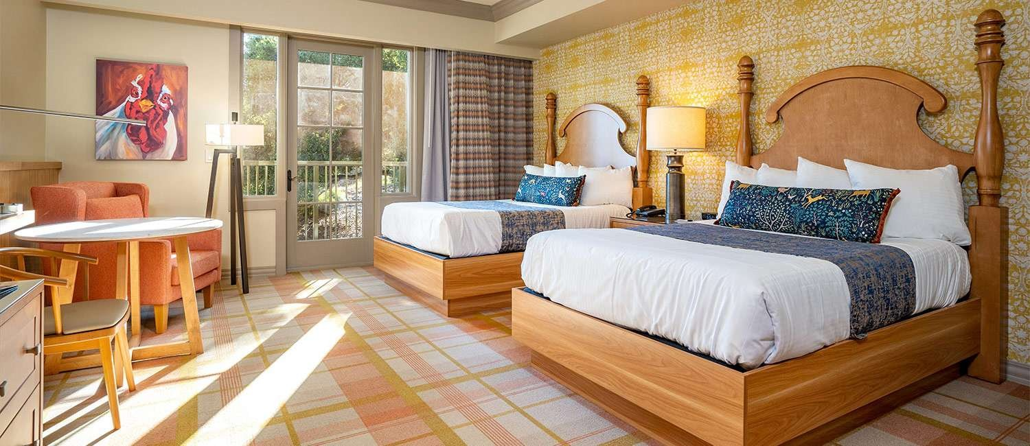 TAKE A LOOK AT OUR BOUTIQUE GUEST ROOMS