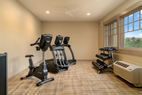 The Agrarian Hotel - Fitness Room