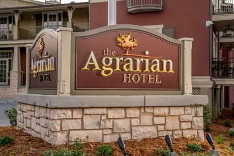 The Agrarian Hotel - Exterior